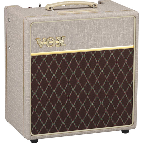 VOX AC4HW1 Hand-Wired 4W RMS 1x12 Combo Amplifier