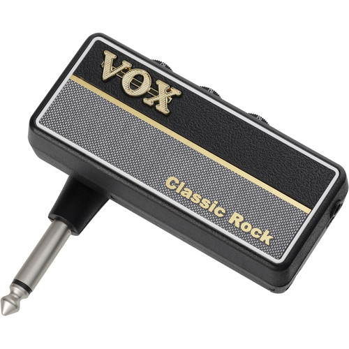 VOX amPlug G2 Classic Rock Headphone Guitar Amp