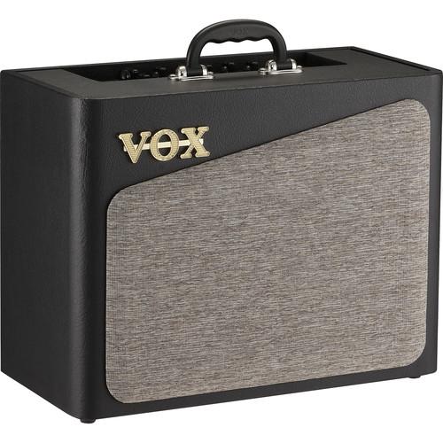 """VOX AV15 - 15W 1x8"""" Analog Modeling Guitar Amplifier"""