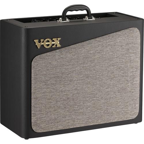 """VOX AV30 - 30W 1x10"""" Tube Guitar Amplifier with All Analog Preamp"""