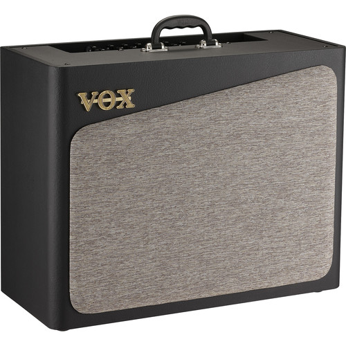 "VOX AV60 - 60W 1x12"" Tube Guitar Amplifier with All Analog Preamp"