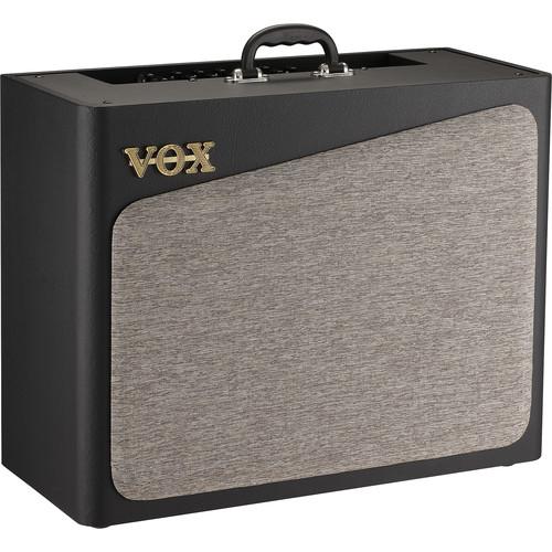 """VOX AV60 - 60W 1x12"""" Tube Guitar Amplifier with All Analog Preamp"""