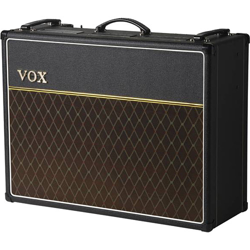 VOX AC15C2 Custom Twin 15W 2x12 Combo Amplifier