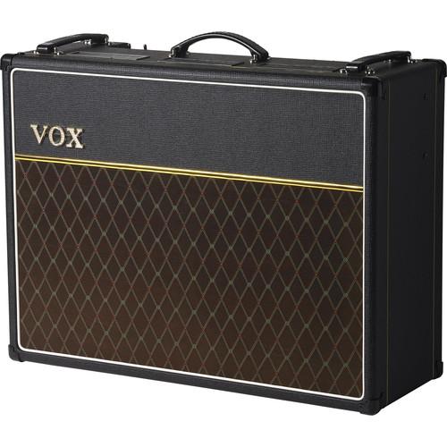 VOX AC30C2 Custom 30W 2x12 Tube Combo Amplifier (Celestion G12M Greenback Speakers)