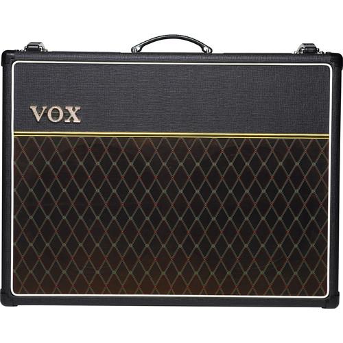 VOX AC30C2X Custom 30W 2x12 Tube Combo Amplifier (Celestion Alnico Blue Speakers)