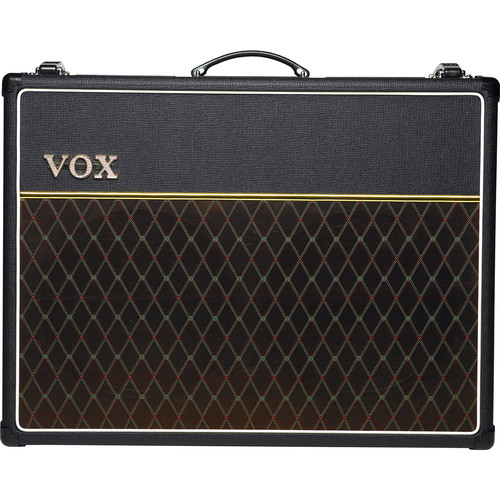 VOX AC30C2X Custom Combo Amplifier (Celestion Alnico Blue Speakers)