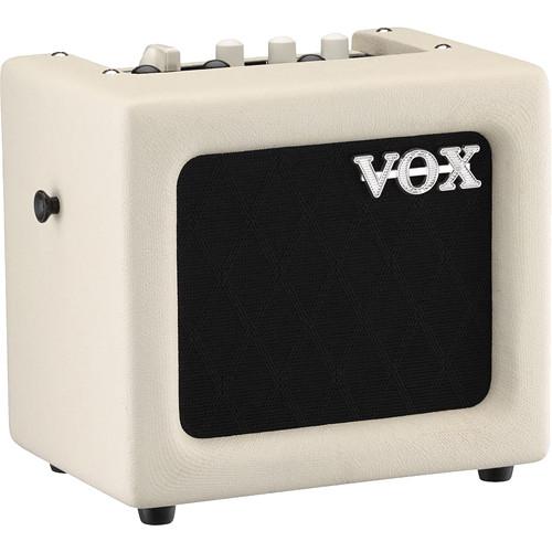 VOX MINI3 G2 Modeling Guitar Amplifier (Ivory)