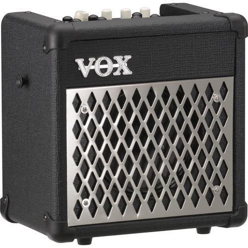 VOX MINI5 Rhythm Modeling Guitar Amplifier (Black)