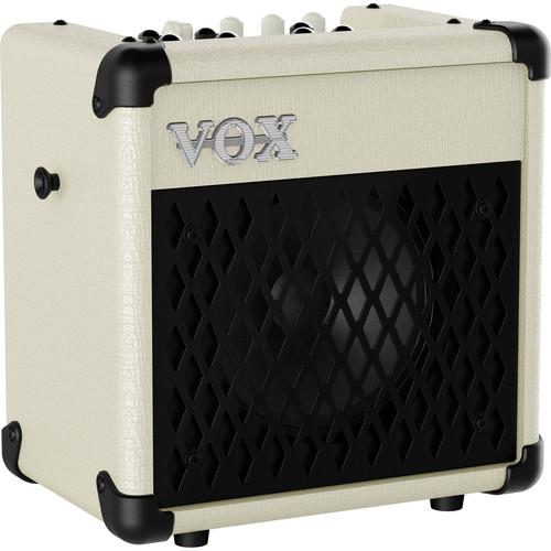 VOX MINI5 Rhythm Modeling Guitar Amplifier (Ivory)