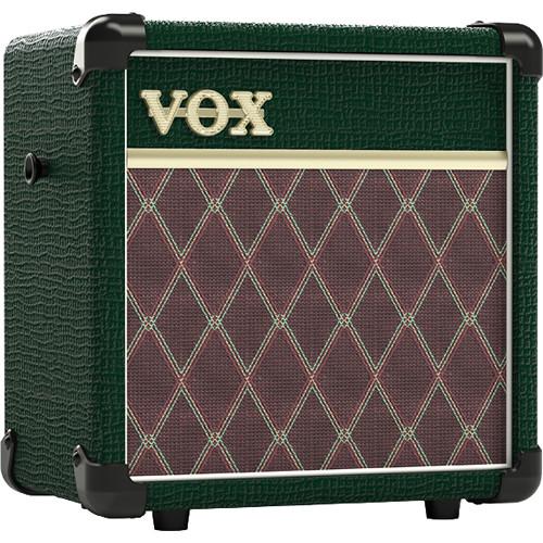 VOX MINI5 Rhythm Modeling Guitar Amplifier (Green)