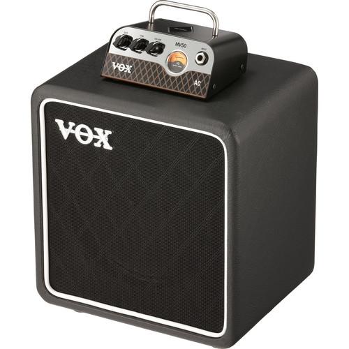VOX MV50 AC Set Amplifier Head and Speaker Cabinet Bundle