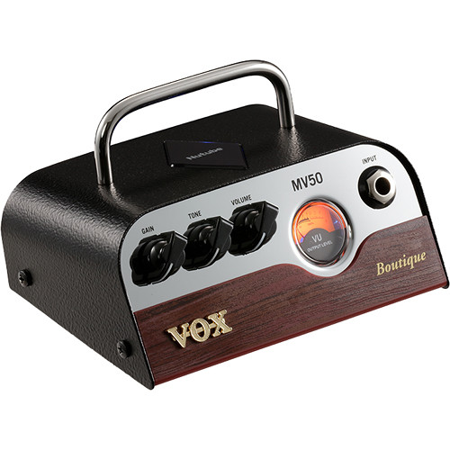 VOX MV50 Boutique 50W Amplifier Head with Nutube Preamp