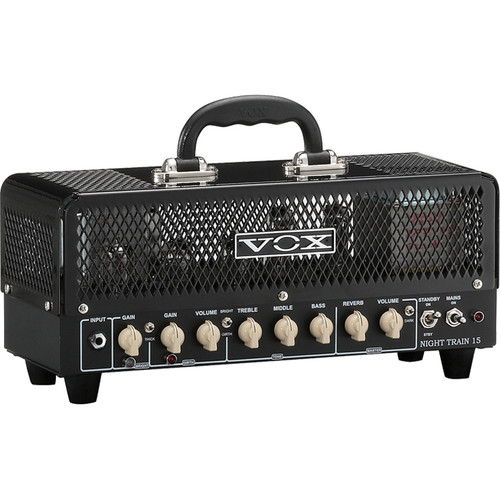 VOX NT15H-G2 Guitar Tube Amplifier Head