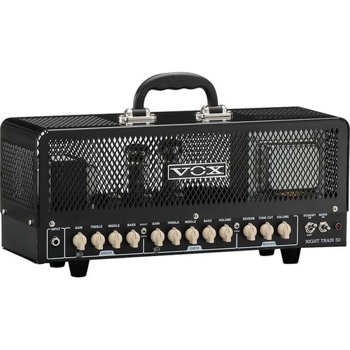 VOX NT50H-G2 Night Train 50W Tube Head Amplifier