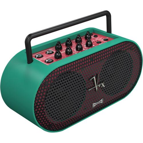 VOX SoundBox mini Mobile Multipurpose Amplifier (Green)