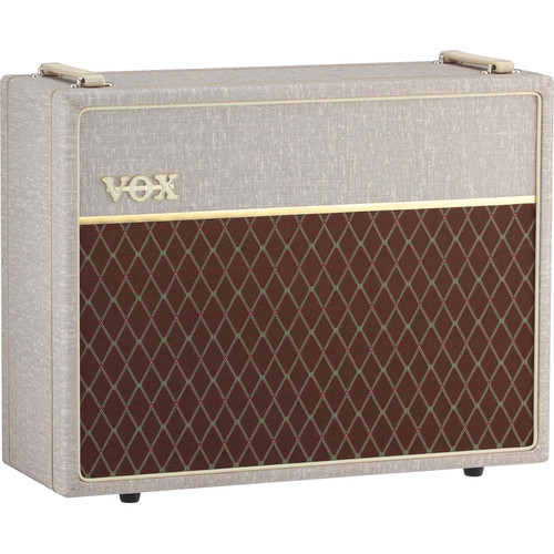 "VOX 30W 12"" Celestion Alnico Speaker Cabinet (Blue)"