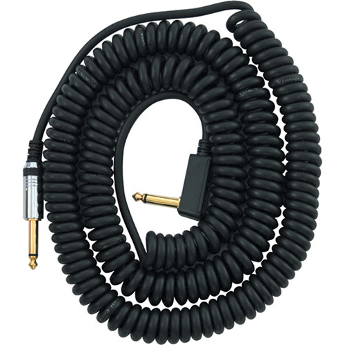 VOX VCC Vintage Coiled Cable (29.5', Black)