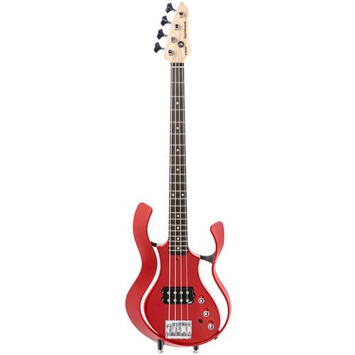 VOX 1H Artist Starstream Active Electric Bass (Metallic Red)