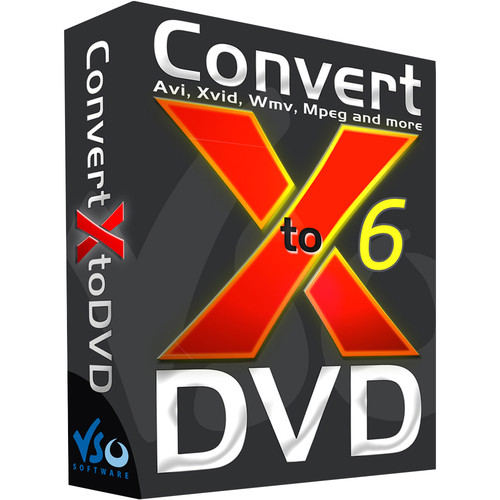 VSO Software ConvertXtoDVD 6 (Download)