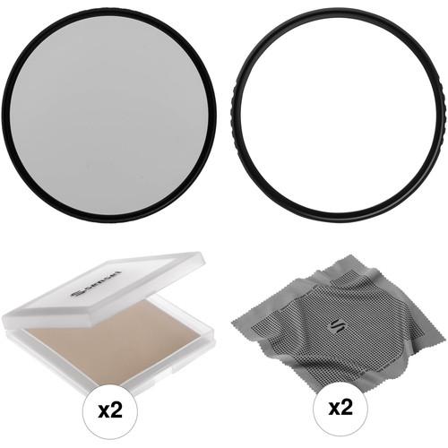 Vu Filters 105mm Ariel UV and Circular Polarizer Filter Kit