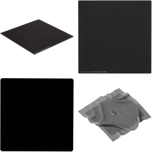 Vu Filters 150 x 150mm Sion L Neutral Density 0.9, 1.2, and 3.0 Filter Kit (3, 4, and 10 Stops)