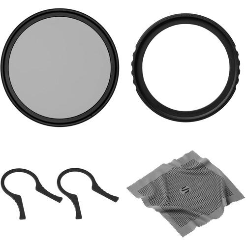 Vu Filters 37mm Sion Circular Polarizer and UV Filter Kit