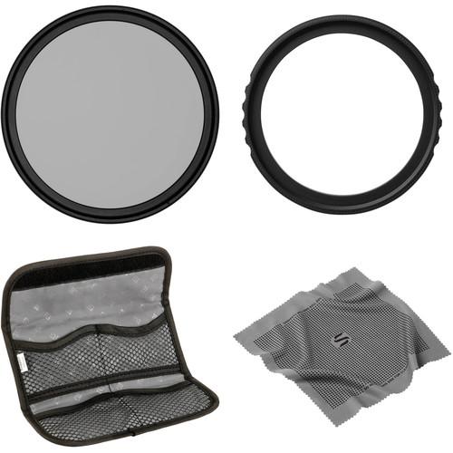 Vu Filters 39mm Sion UV and Slim Circular Polarizer Filter Kit
