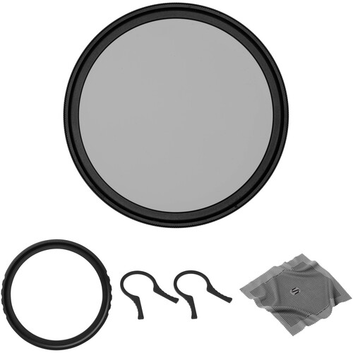 Vu Filters 43mm Sion Circular Polarizer and UV Filter Kit