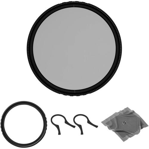 Vu Filters 46mm Ariel UV and Circular Polarizer Filter Kit