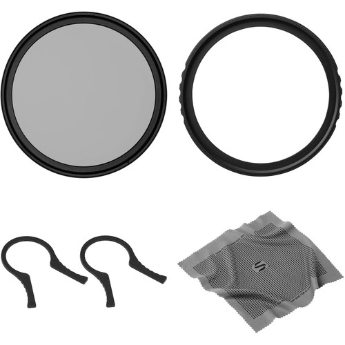 Vu Filters 46mm Sion Circular Polarizer and UV Filter Kit