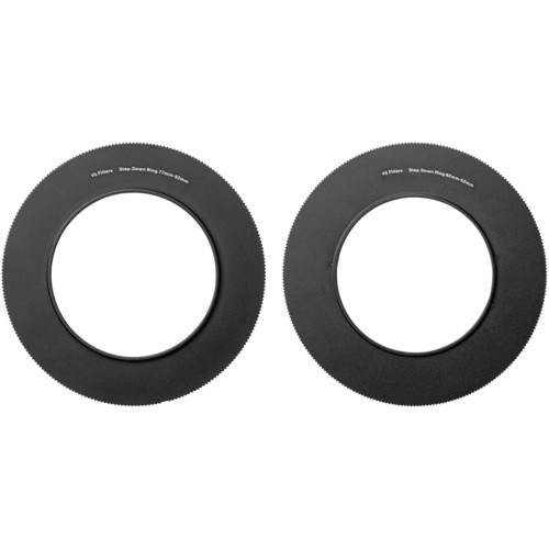 Vu Filters 52-77mm and 52-82mm Step-Up Ring Kit