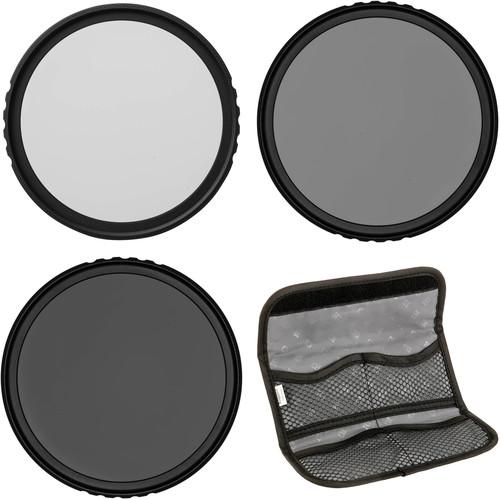 Vu Filters 52mm Sion Solid Neutral Density Filter Kit