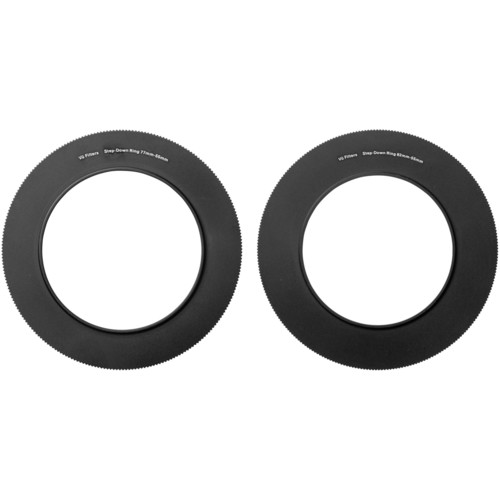 Vu Filters 55-77mm and 55-82mm Step-Up Ring Kit