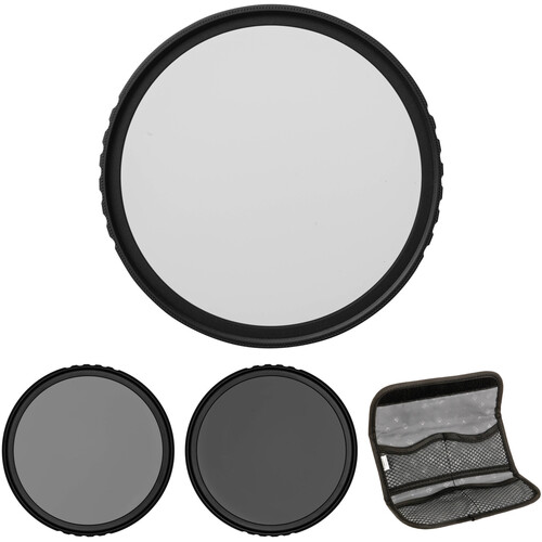 Vu Filters 58mm Sion Solid Neutral Density Filter Kit