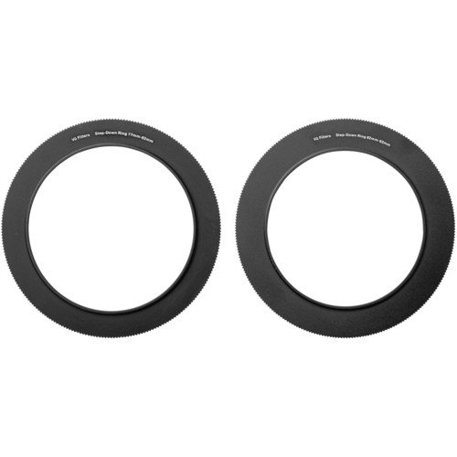 Vu Filters 62-77mm and 62-82mm Step-Up Ring Kit