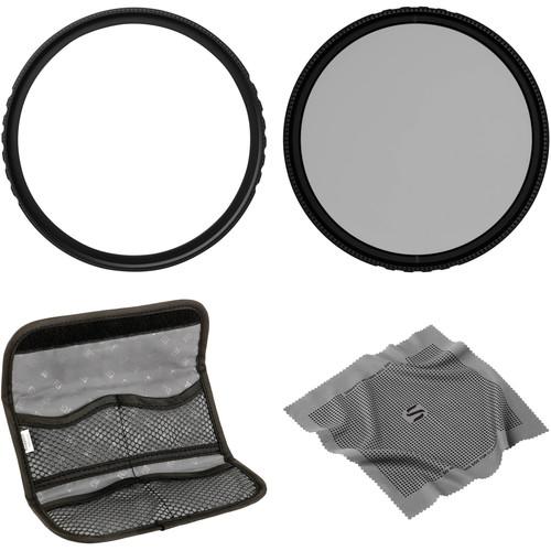 Vu Filters 62mm Ariel UV and Circular Polarizer Filter Kit