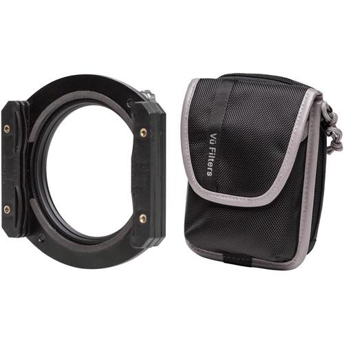Vu Filters VFH75 75mm Professional Filter Holder Kit with 75mm Professional Filter Holder Bag