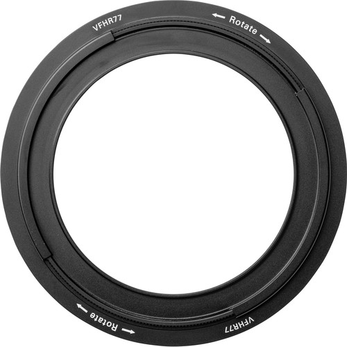 Vu Filters Mounting Ring for Professional Filter Holder (77mm)