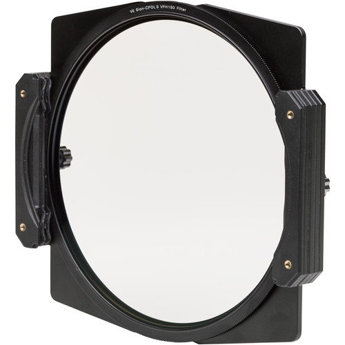 Vu Filters 150mm Filter Holder and Sion Circular Polarizer Kit