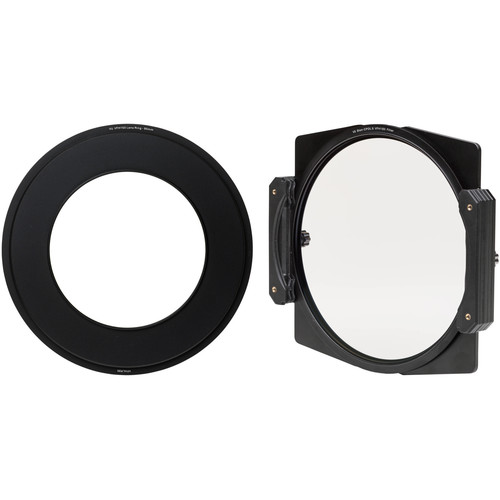 Vu Filters 150mm Professional Filter Holder and Sion Circular Polarizer Filter Kit with 95mm Mounting Ring