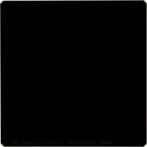 Vu Filters Sion C-ND10 Neutral Density Drop-in Filter (75 x 75mm)