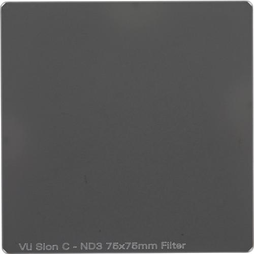 Vu Filters 75 x 75mm Sion C Neutral Density 0.9 Filter (3 Stops)