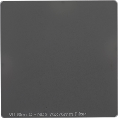 Vu Filters 75 x 75mm Sion C Neutral Density 0.9 Filter (3 Stop)