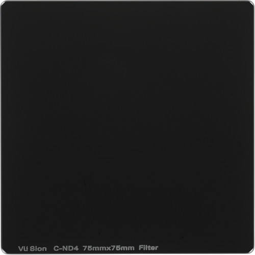 Vu Filters 75 x 75mm Sion C Neutral Density 1.2 Filter (4 Stops)