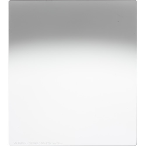 Vu Filters Sion L-NDG2S Neutral Density Drop-in Filter (150 x 170mm)