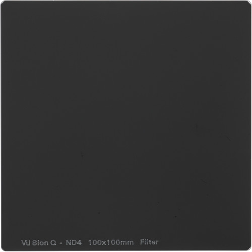 Vu Filters 100 x 100mm Sion Q Neutral Density 1.2 Filter (4 Stop)