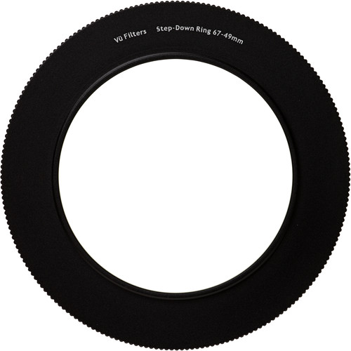 Vu Filters 49-67mm Step-Up Ring