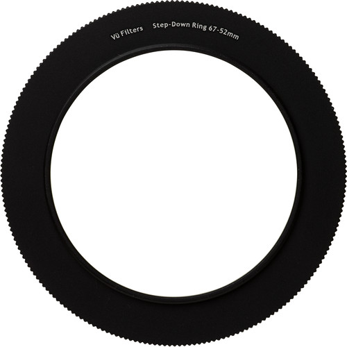 Vu Filters 67-52mm Step Ring for VFH75 75mm Professional Filter Holder Mounting Ring