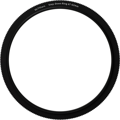 Vu Filters 67-62mm Step Ring for VFH75 75mm Professional Filter Holder Mounting Ring