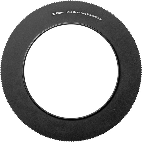 Vu Filters 58-82mm Step-Up Ring